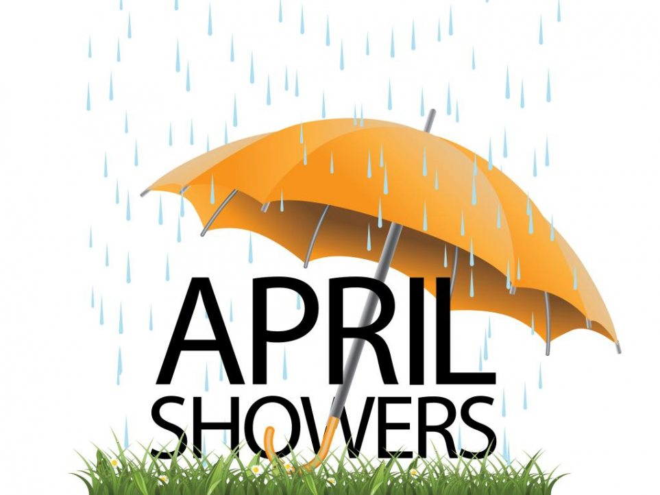 963x722 April Showers Bring May Flowers Clip Art Free (Charming April