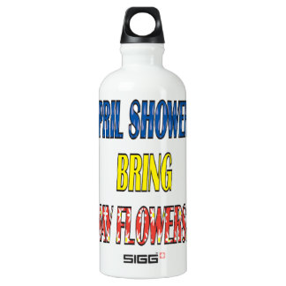 324x324 April Showers Bring May Flowers Gifts On Zazzle