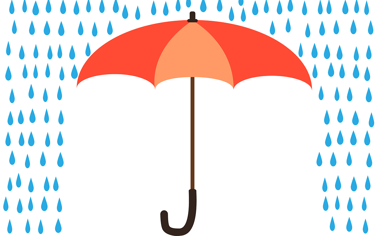 1240x775 5 Products For Surviving April Showers Cliparts