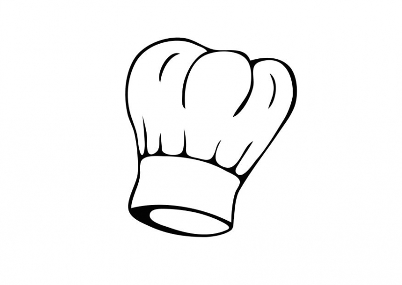 820x581 Chef Hat Png Clipart Chef Hat Png Clipart Free Coloring Pages