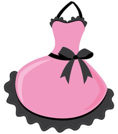 236x267 Frosting Clipart Pink Apron