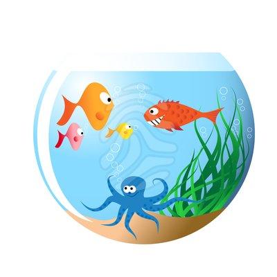 400x400 Aquarium Clip Art Cliparts