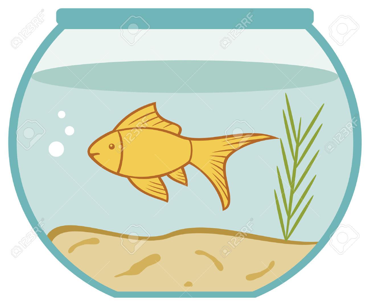 1300x1075 Goldfish Clipart Aquarium Fish