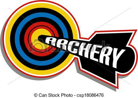 Archery Clipart