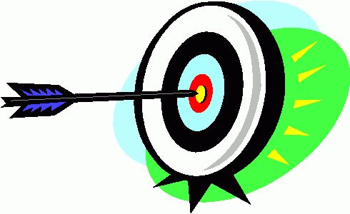 490x300 Bullseye Archery Archery Clip Art And Fields Image