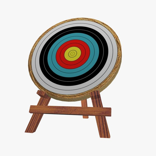 600x600 3 D Archery Cliparts Many Interesting Cliparts