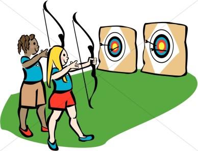 388x296 Free Archery Clipart Images Amp Free Archery Clip Art Images Images