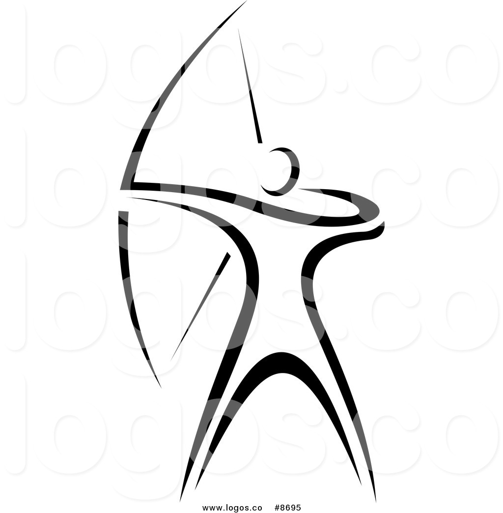 1024x1044 Man Clipart Archery