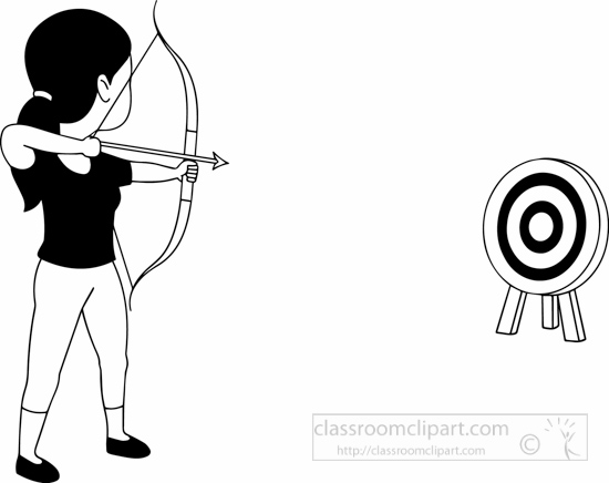 550x436 Search Results For Archery Pictures Graphics Cliparts 4
