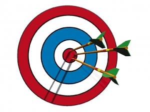 300x225 Bullseye Clipart Item 2 Vector Magz Free Download Vector Image