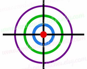340x270 Bullseye Target Etsy