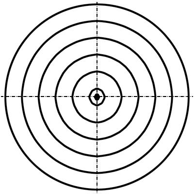 400x400 Clip Art Shooting Target Clipart