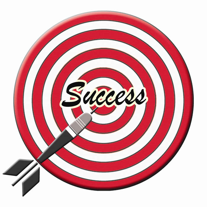 700x700 Learning Target Clipart