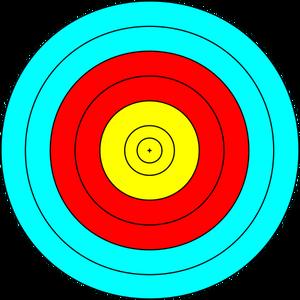 300x300 86 Target Clip Art Bullseye Public Domain Vectors