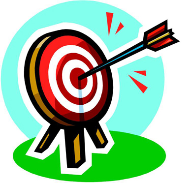388x372 Target Clipart