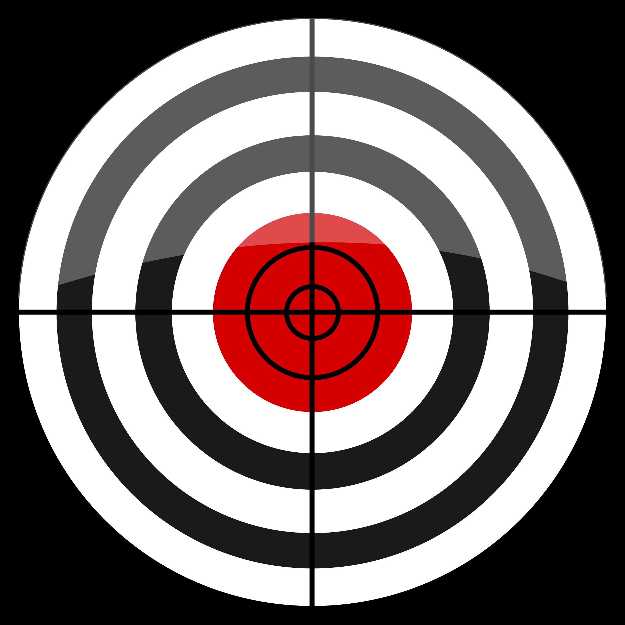 2400x2400 Target Clipart Big