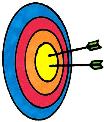 350x411 Target Clipart Kid Archery