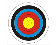 236x188 8x11 Printable Targets Powerpoint Animation Clip Art Target You