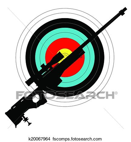 433x470 Target Shooting Clip Art Eps Images. 4,780 Target Shooting Clipart