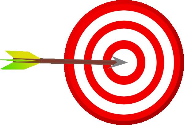 600x410 Archery Arrow Clipart