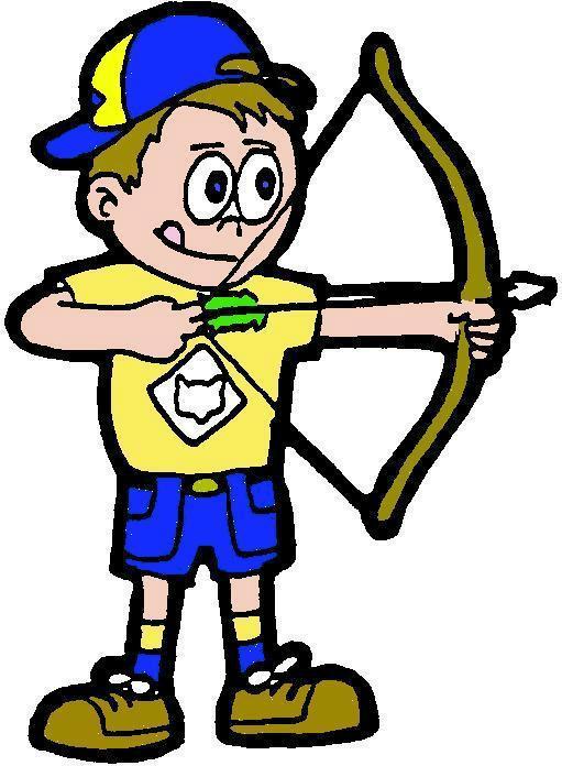 511x696 Archery Clip Art