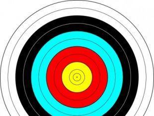 310x233 Archery Target Clip Art Free Vectors Ui Download