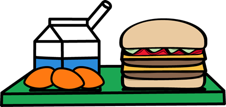 450x214 Area Clipart School Lunch