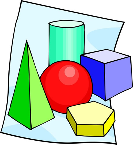 459x500 Area Clipart Geometry