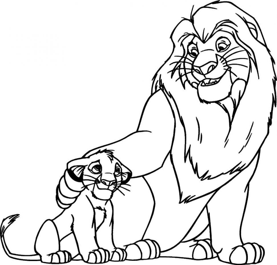 970x928 Film Timon Coloring Pages Around The World With Timon And Pumbaa