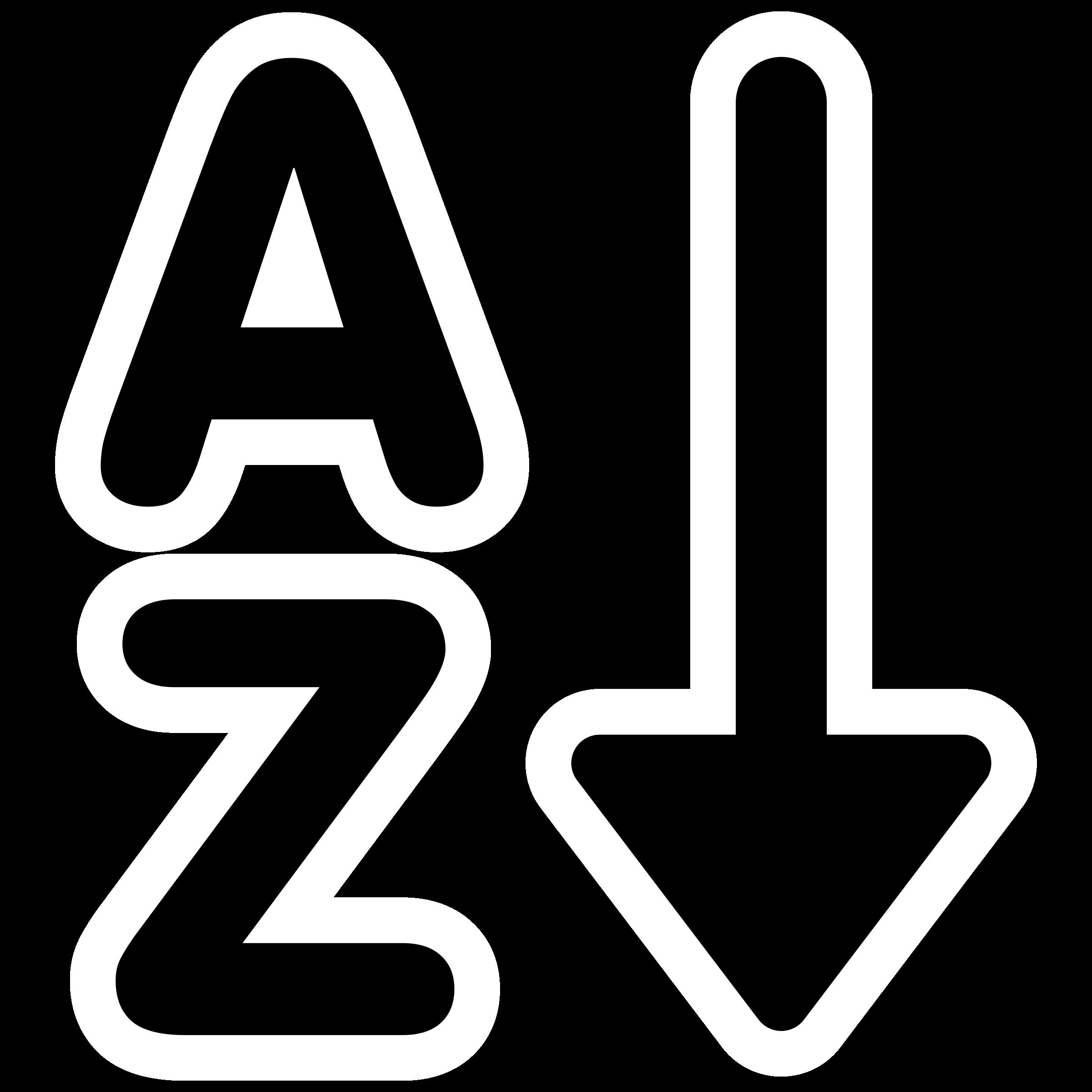 2400x2400 Black And White Arizona Clipart