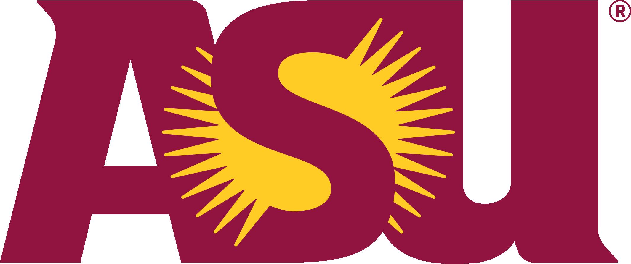2130x893 Asu Logo Arizona State University Vector Eps Free Download, Logo