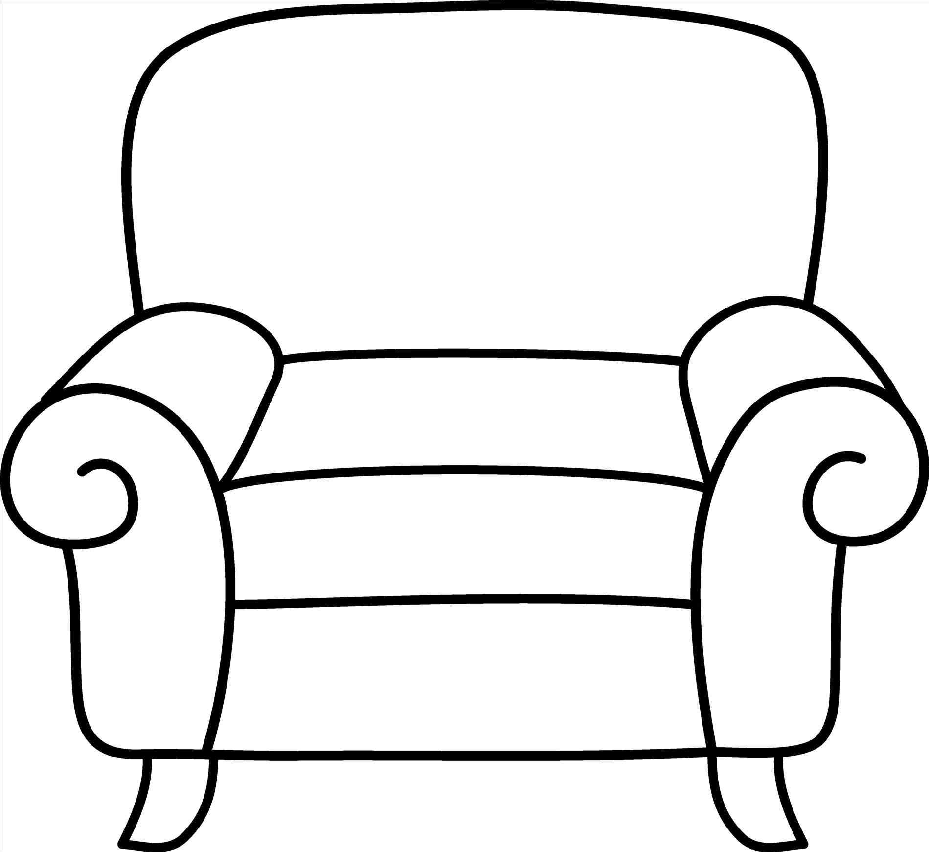 1899x1740 Arm Chair Clip Art Xqnlinfo