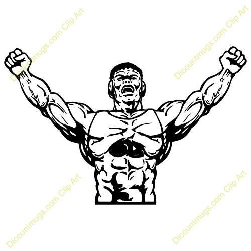 500x500 Wrestling Images Clip Art
