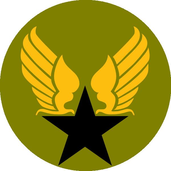 600x601 Army Logo Clip Art