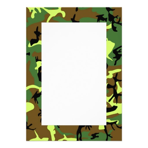 512x512 Army Clipart Frame