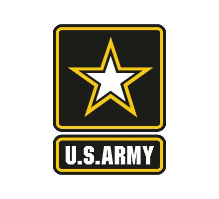 440x400 United States Army Clipart