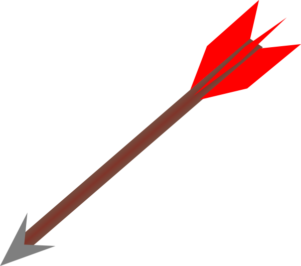 Arrow Bow Clipart