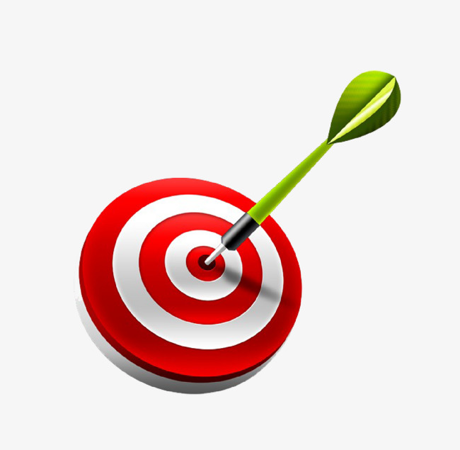 650x635 Arrows Free Download, Aiming At The Circle, Arrow Target Png