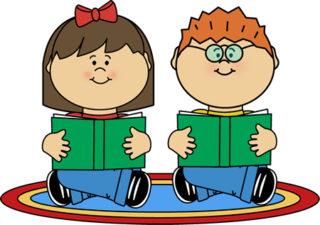 450x317 Reading Buddies Clip Art