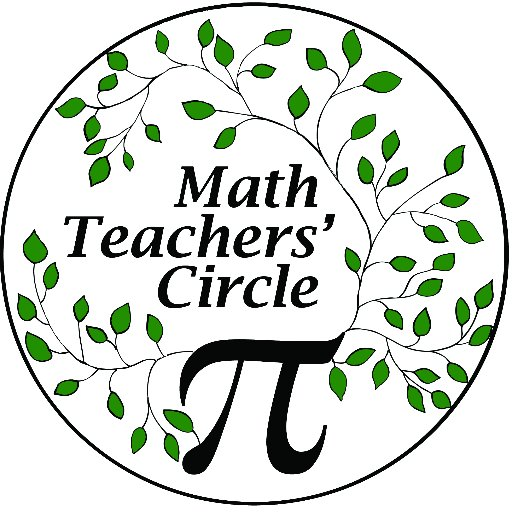 512x512 Math Teachers Circle (@mathteachcircle) Twitter
