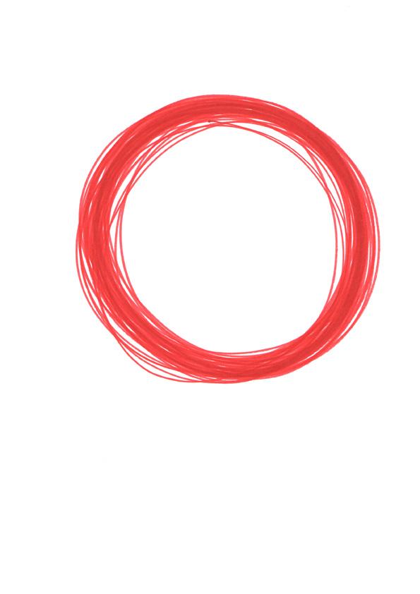 595x842 Sixty, Second Circles Daniel Eatock