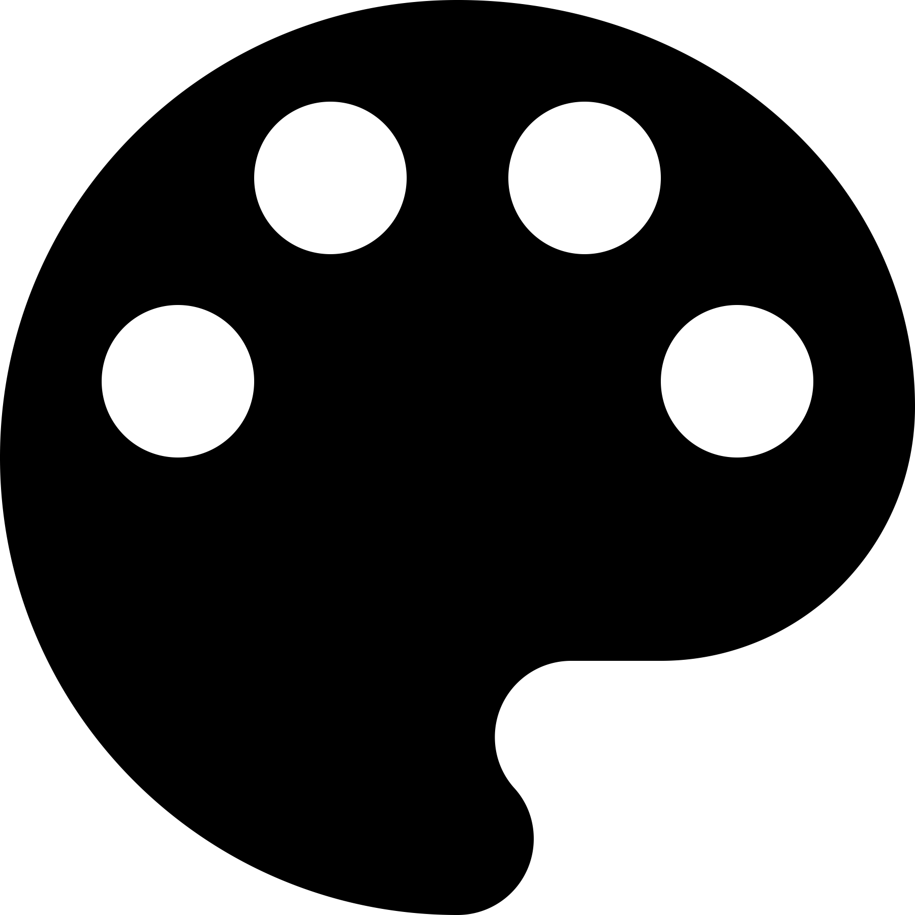 1800x1800 Clip Art Black White Palette Clipart, Free Clip Art Black