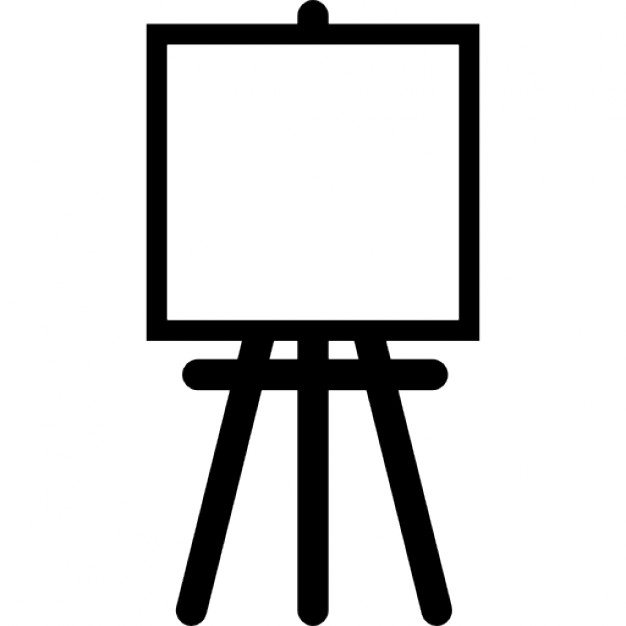 626x626 Painting Clipart Stand