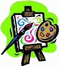 192x212 Art Easel Clip Art Cliparts
