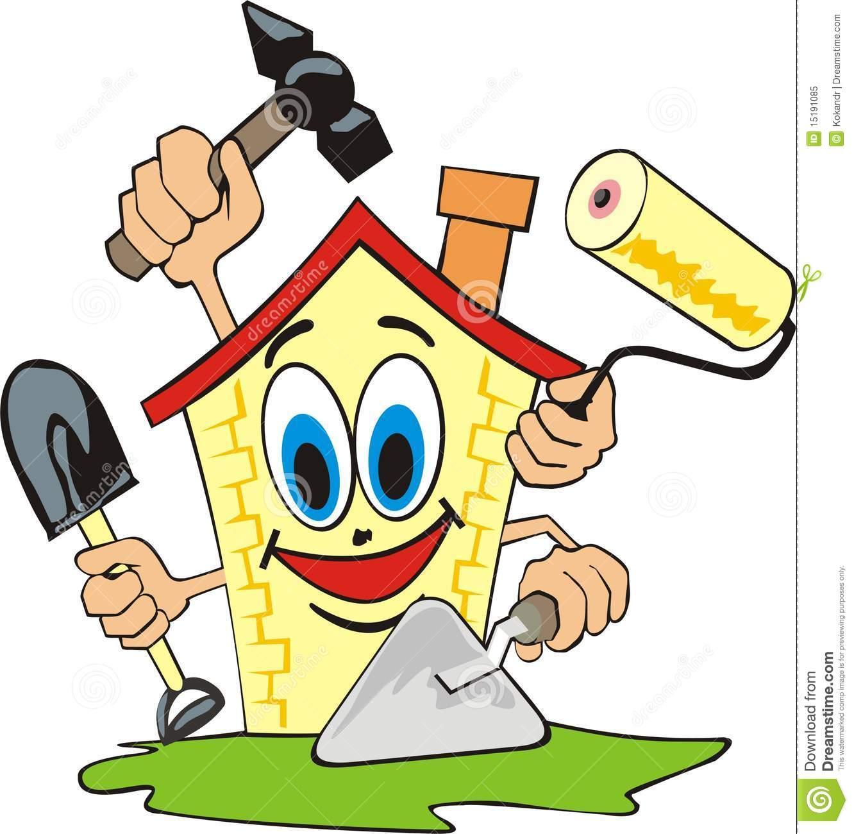 1332x1300 Clip Art House Repair Clipart