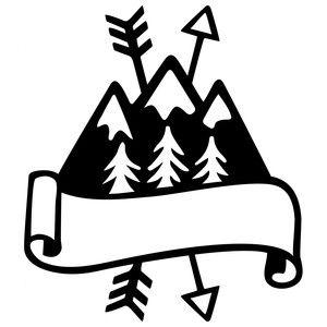 300x300 Best Mountain Logos Ideas Modern Logo Design