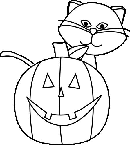 448x500 Halloween Clip Art