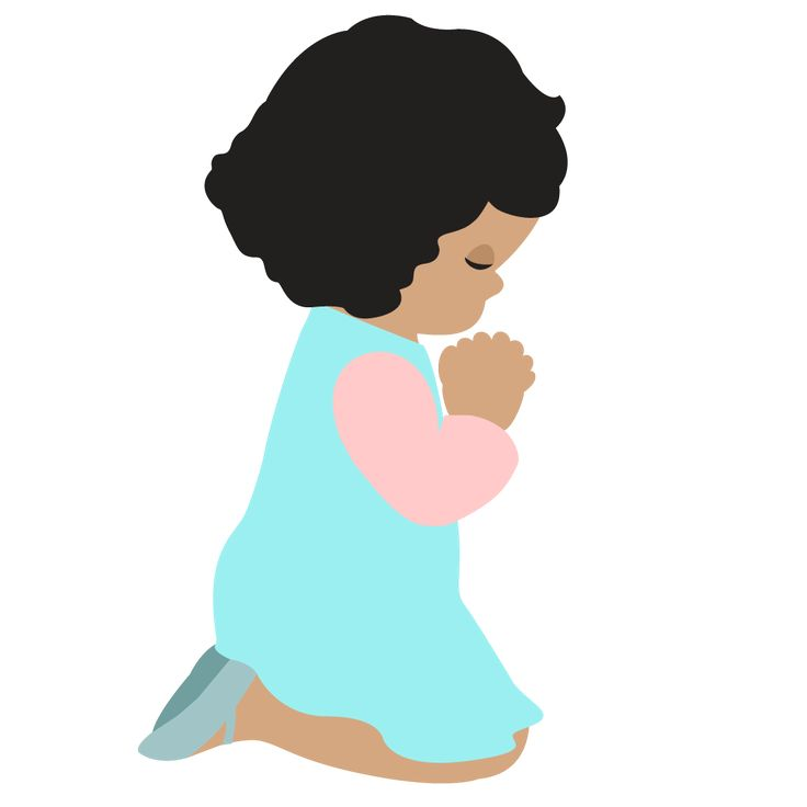 736x736 Praying Clipart
