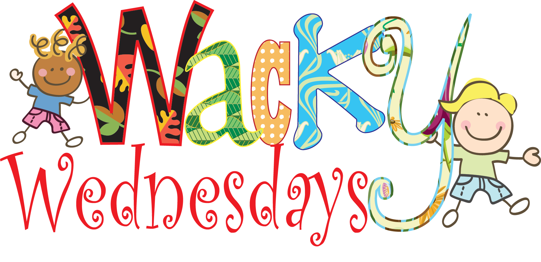 1840x892 Wednesday Clipart
