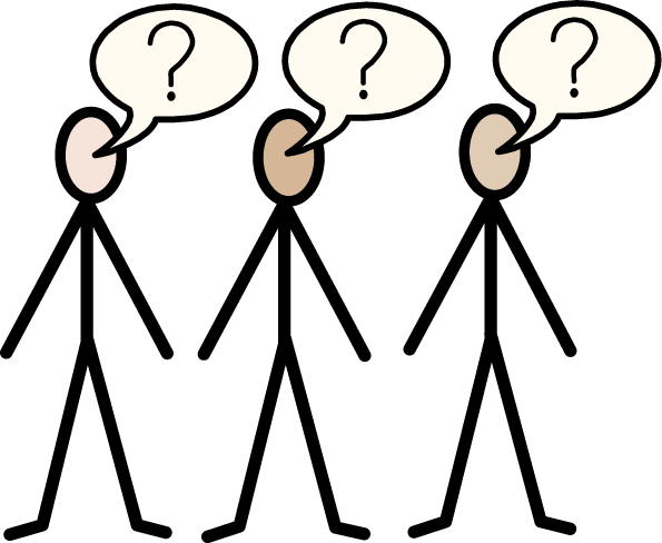 595x488 People Question Clipart